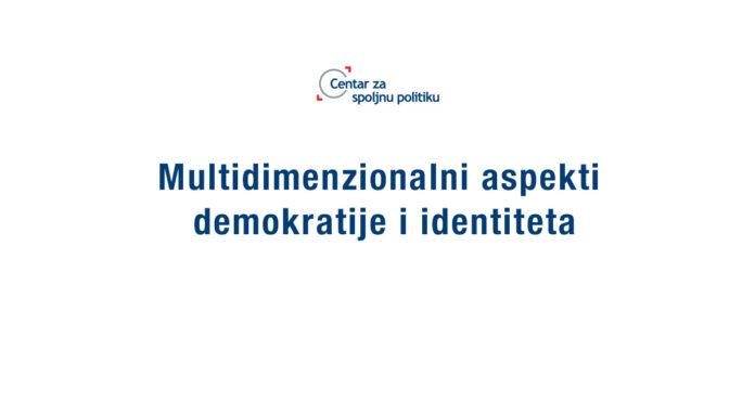 Multidimenzionalni aspekti demokratije